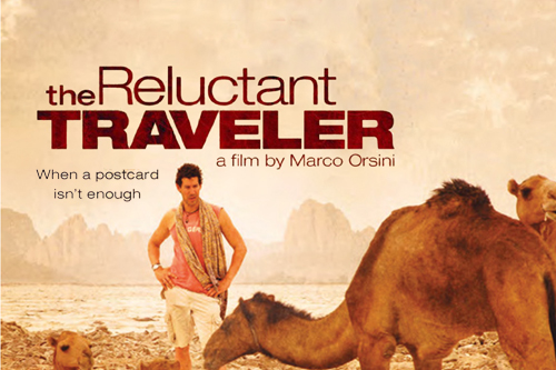 Video Poster for the Reluctant Traveler